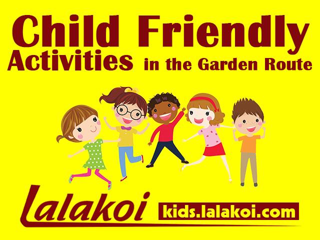 Garden Route Child Friendly Activities