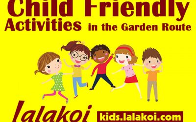 Garden Route Child Friendly Activities